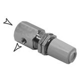 Регулятор подачи воды/воздуха (серый)