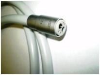 Шланг для  турбинных наконечников  с оптикой и регулятором воды